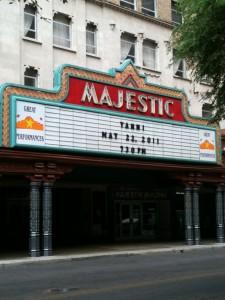 Majestic in San Antonio, TX _ Yanni tour