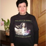 Heidi - Live at the Acropolis T-shirt