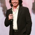 Yanni China Press conference 1