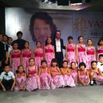 Yanni China Press conference 3