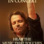 Yanni concert banner