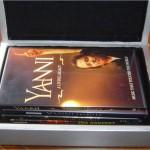 caixa aberta DVD YIB