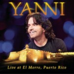 DVD Yanni Live at El Morro