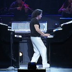 Yanni performing in Savannah