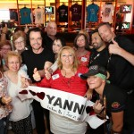 Yanni and fans in las vegas