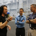 Yanni na NASA em Houston