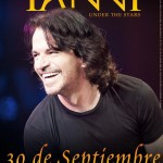 banner Yanni in Chile