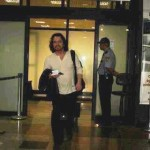 Yanni no aeroporto 6 de outubro