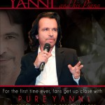 Yanni and his piano